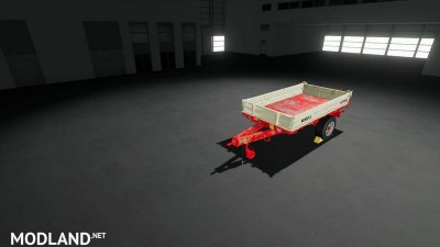 Trailer pack Universal 1 Achs Kipper v 1.0, 2 photo