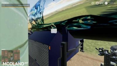Water transport semi-trailer v 1.0, 3 photo