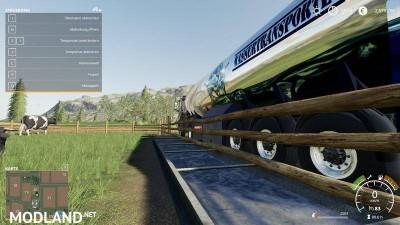 Water transport semi-trailer v 1.0, 4 photo