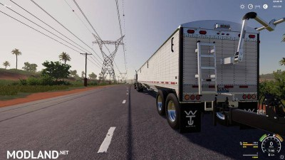 Wilson pacesetter with trailer hitch v 1.0, 1 photo