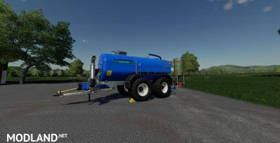 Zunhammer milk and water barrel v 1.1, 1 photo
