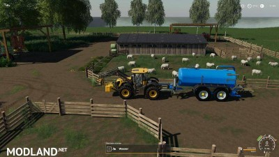 Zunhammer milk water trailer v 1.0, 2 photo