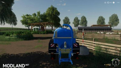 Zunhammer milk water trailer v 1.0, 3 photo