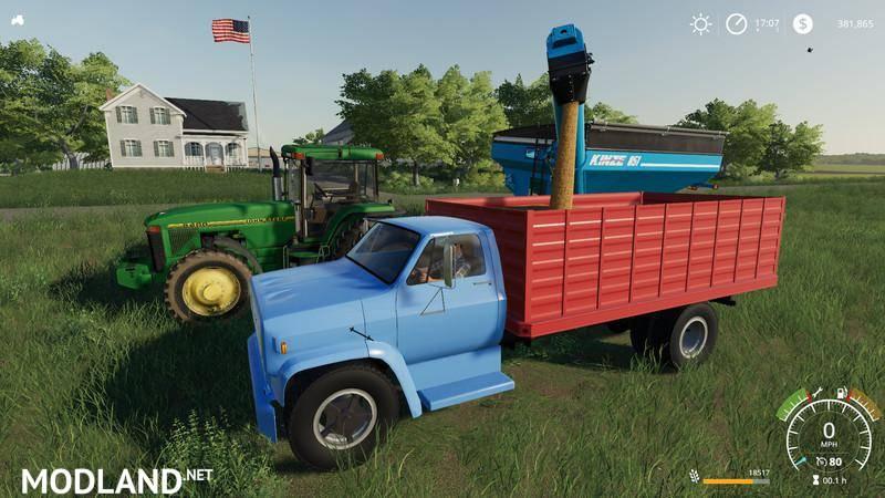 1977 Chevrolet C70 Grain Truck v 1.0