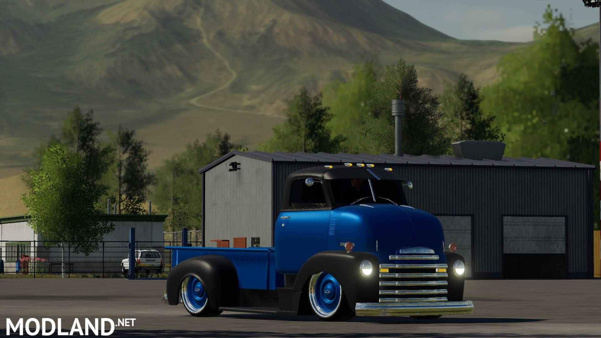 48 Chevy COE Pickup
