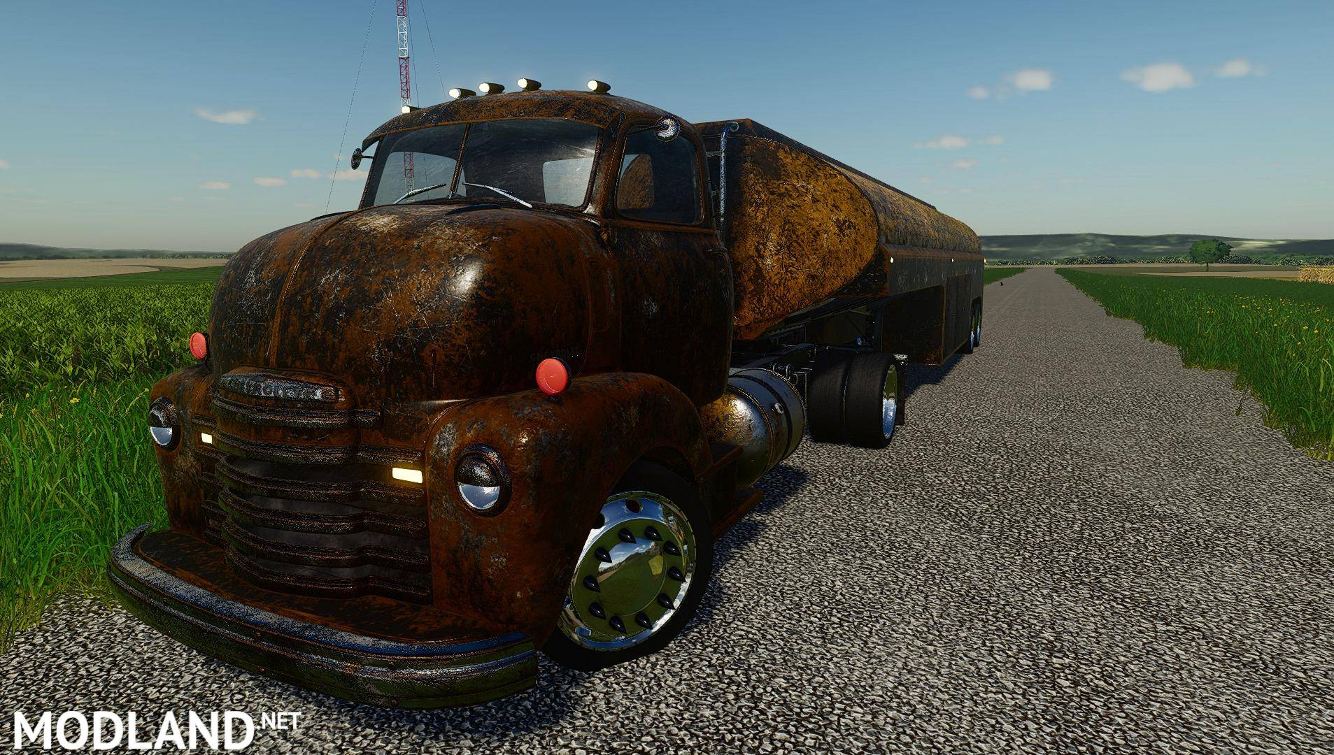 Chevy COE 1948 Custom v 1.0