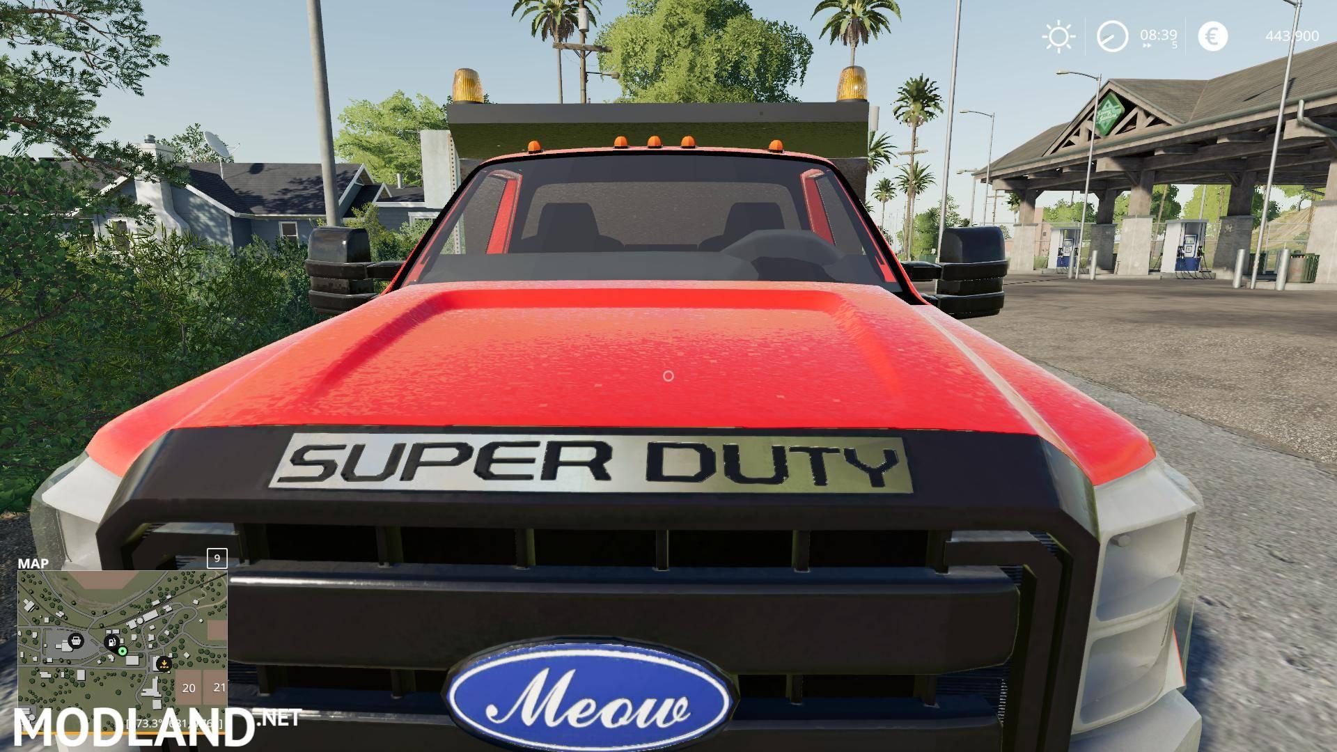 F550 dump truck v 1.0