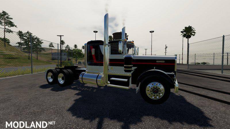 Kenworth W900A v 1.8Kenworth Dump Trucks Fs19