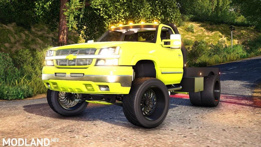 FS 19 Chevrolet 3500HD