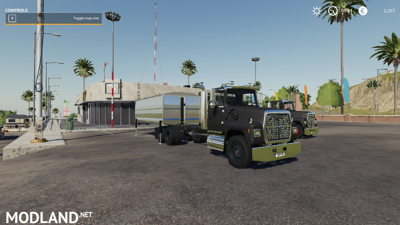 1997 FordL90000 AR truck pack