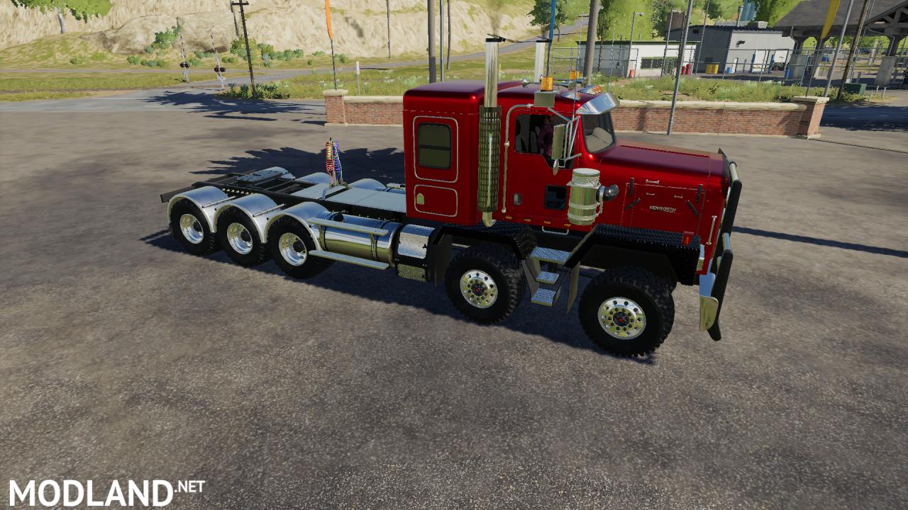 FS19 Kenworth C500