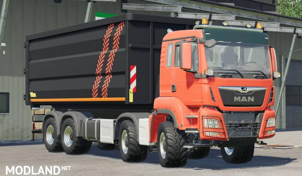 FS19 MAN TGS 41500 ITRunner