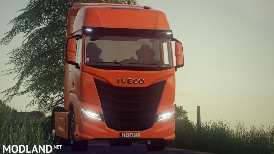 IVECO S-WAY 2020