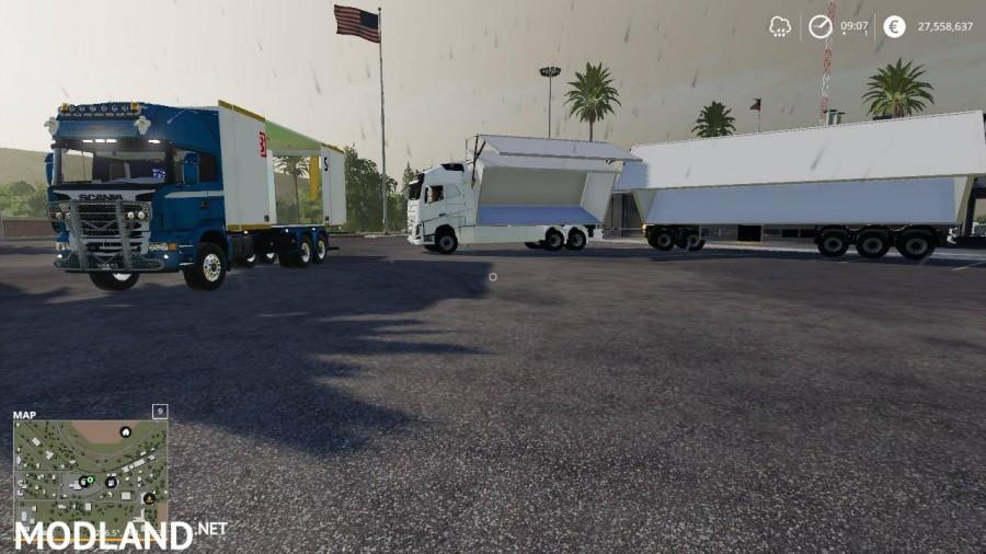 Scania 730 / Volvo FH16 v 1.0 beta