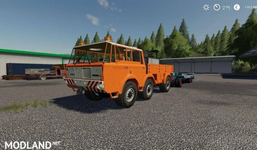 Tatra 813TP 6x6