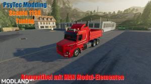 Scania 113H Tuning von PsyTec Modding V 0.1, 4 photo