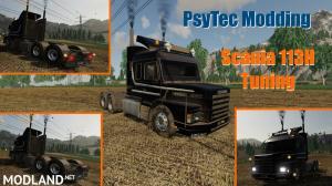 Scania 113H Tuning von PsyTec Modding V 0.1, 1 photo