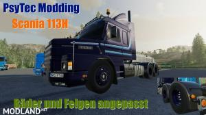 Scania 113H Tuning V 0.1.5, 1 photo