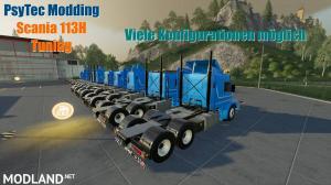 Scania 113H Tuning von PsyTec Modding V 0.1, 2 photo