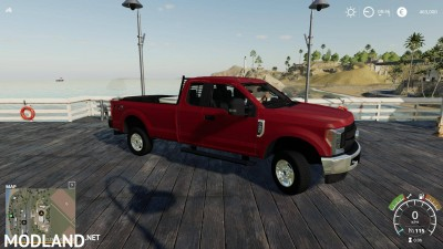 2017 Ford F250 Fixed v 2.0