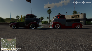 48 Chevy COE Pickup - External Download image