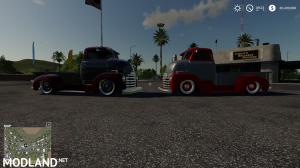 48 Chevy COE Pickup, 1 photo