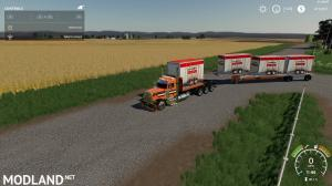 Peterbilt triaxle hooklift streetreaper edit, 2 photo