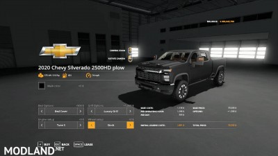 2020 Chevy plow truck v 1.0, 3 photo