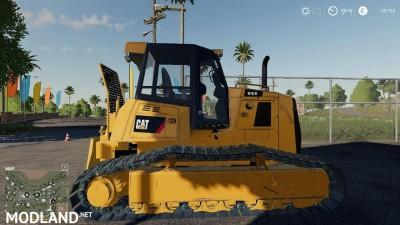 Caterpillar D6K Winch Dozer v 1.0, 10 photo