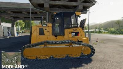 Caterpillar D6K Winch Dozer v 1.0, 6 photo