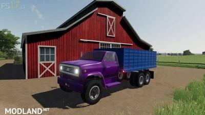 Chevrolet C70 Tandem Grain Truck v 1.0