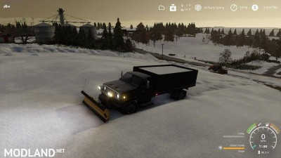 Chevy C70 grain plow truck v 1.0, 6 photo