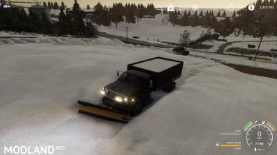 Chevy C70 grain plow truck v 1.0, 8 photo