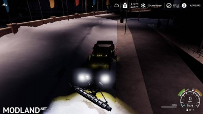 Chevy K30 dually snow plow v 1.0, 10 photo