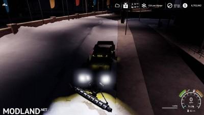 Chevy K30 dually snow plow v 1.0, 10 photo