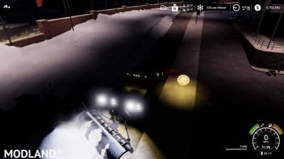 Chevy K30 dually snow plow v 1.0, 11 photo