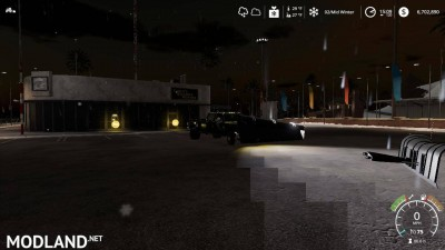 Chevy K30 dually snow plow v 1.0, 3 photo