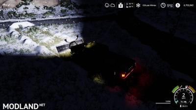 Chevy K30 dually snow plow v 1.0, 7 photo