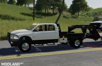 Dodge Ram 3500 Flatbed V 1.0, 2 photo