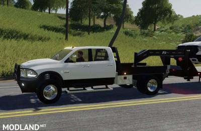 Dodge Ram 3500 Flatbed V 1.0, 2 photo