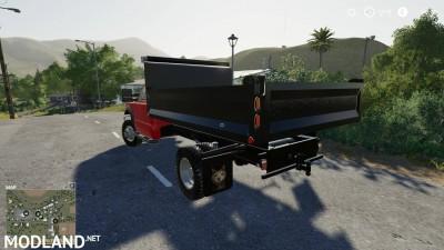 F550 dump truck v 1.0, 3 photo