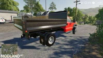 F550 dump truck v 1.0, 4 photo