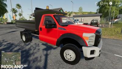 F550 dump truck v 1.0, 5 photo