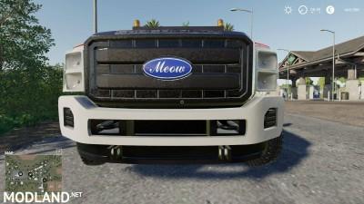 F550 dump truck v 1.0, 6 photo