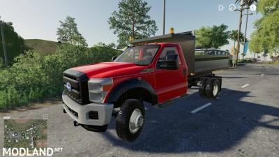 F550 dump truck v 1.0, 1 photo