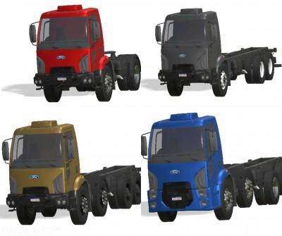 FCS Ford Cargo Pack v 1.0, 1 photo