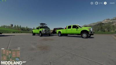 Ford Super Duty v 1.0, 3 photo