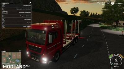 Forst LKW MAN MP v 1.3, 11 photo