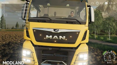 Forst LKW MAN MP v 1.3, 4 photo