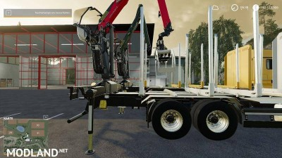 Forst LKW MAN MP v 1.3, 5 photo